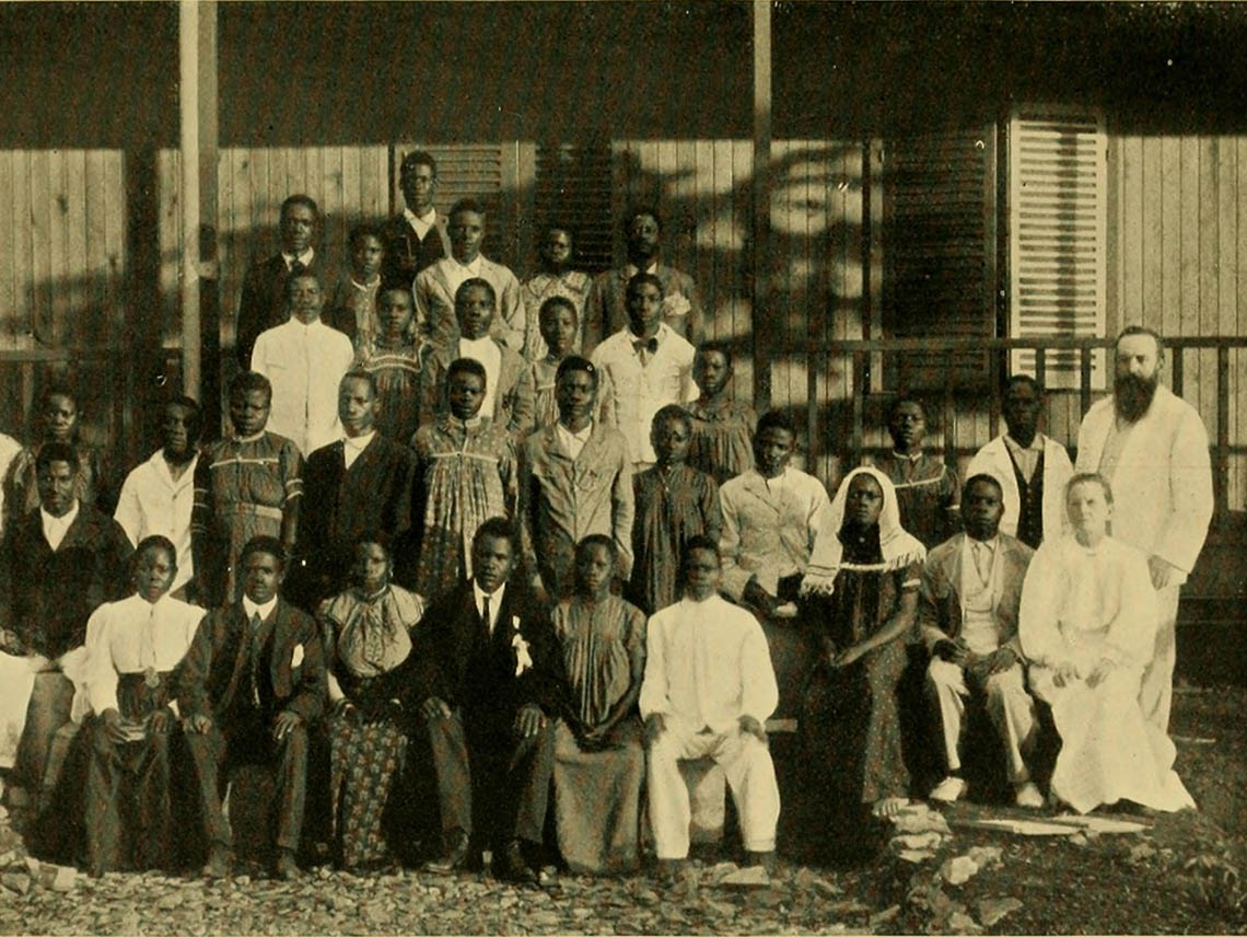 Missionaries & Mission Fields: The Story of Africa