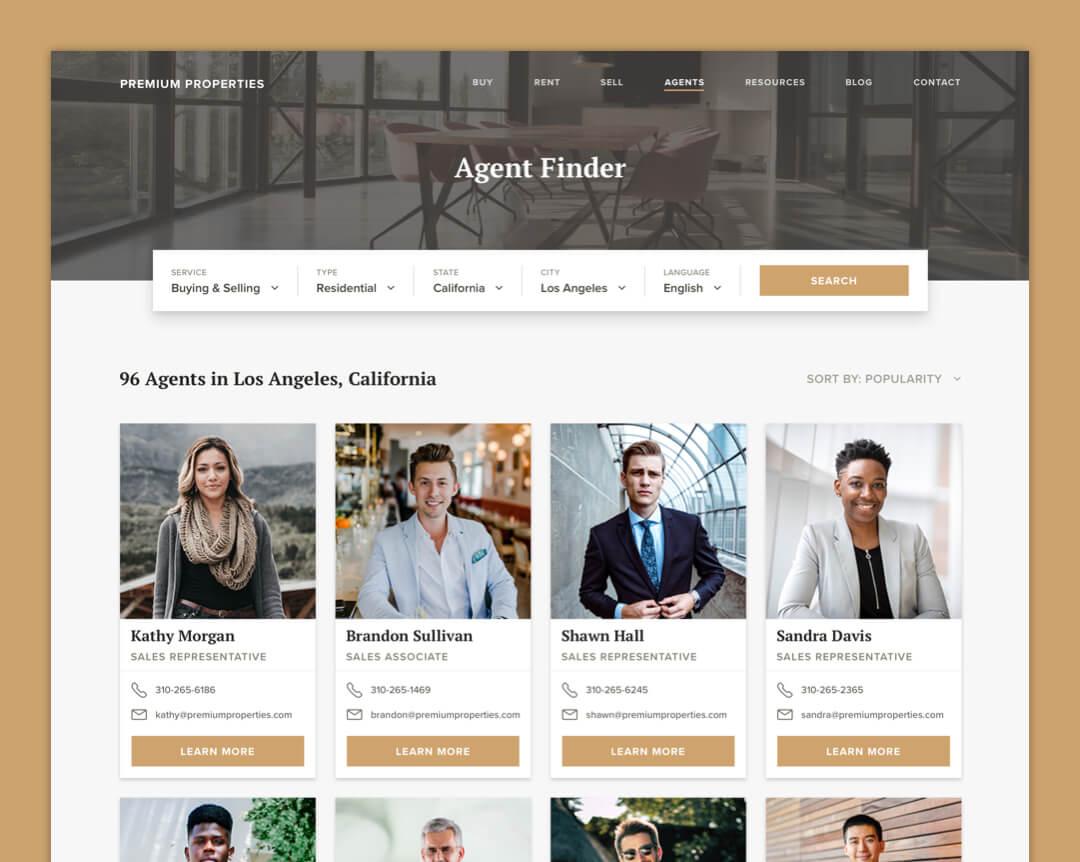 Premium Properties - Agents