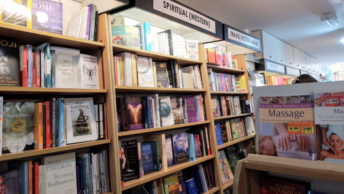 The Arcturus Bookshop - at the heart of Totnes
