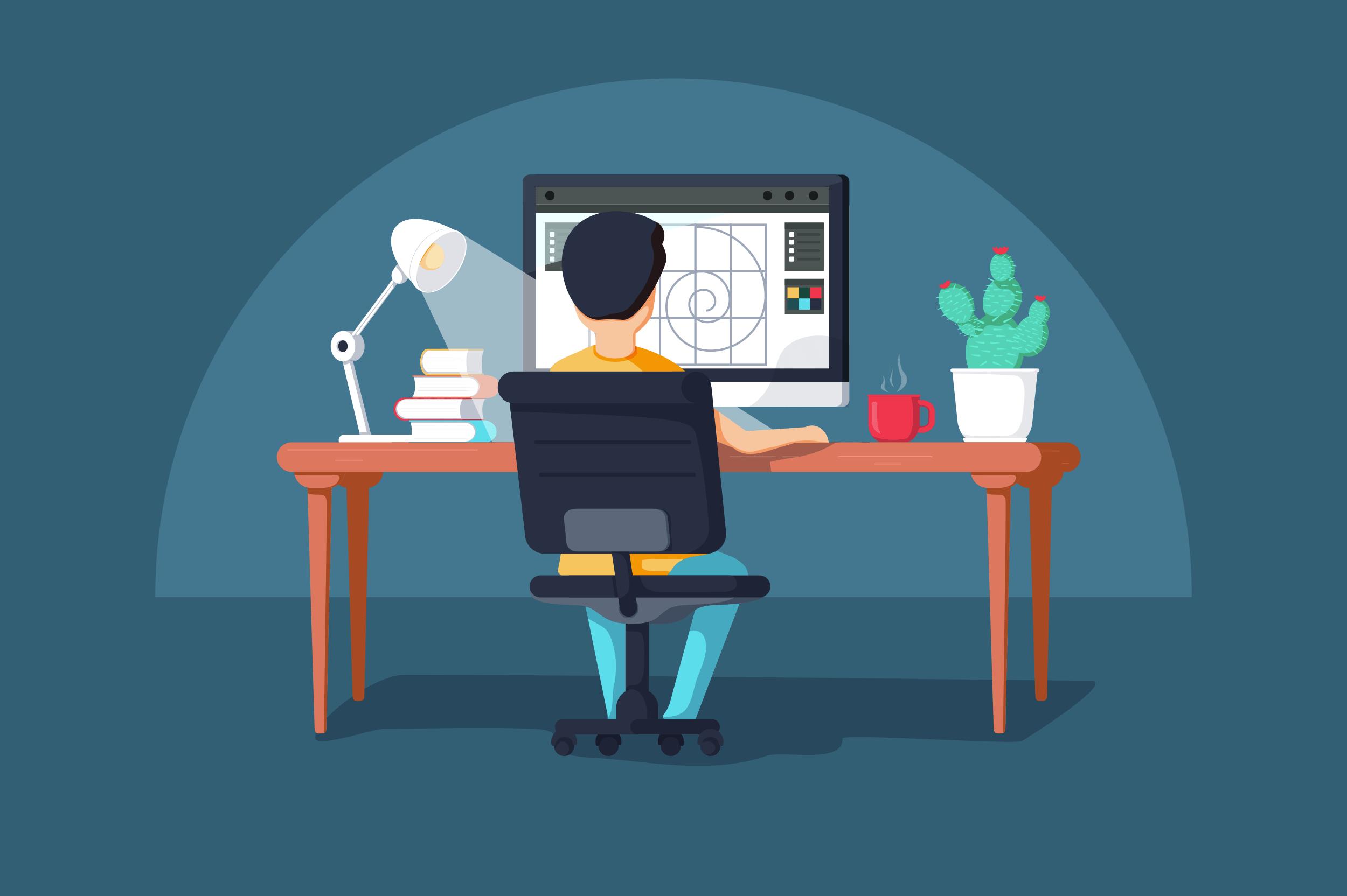 Freelance, créateur de site internet