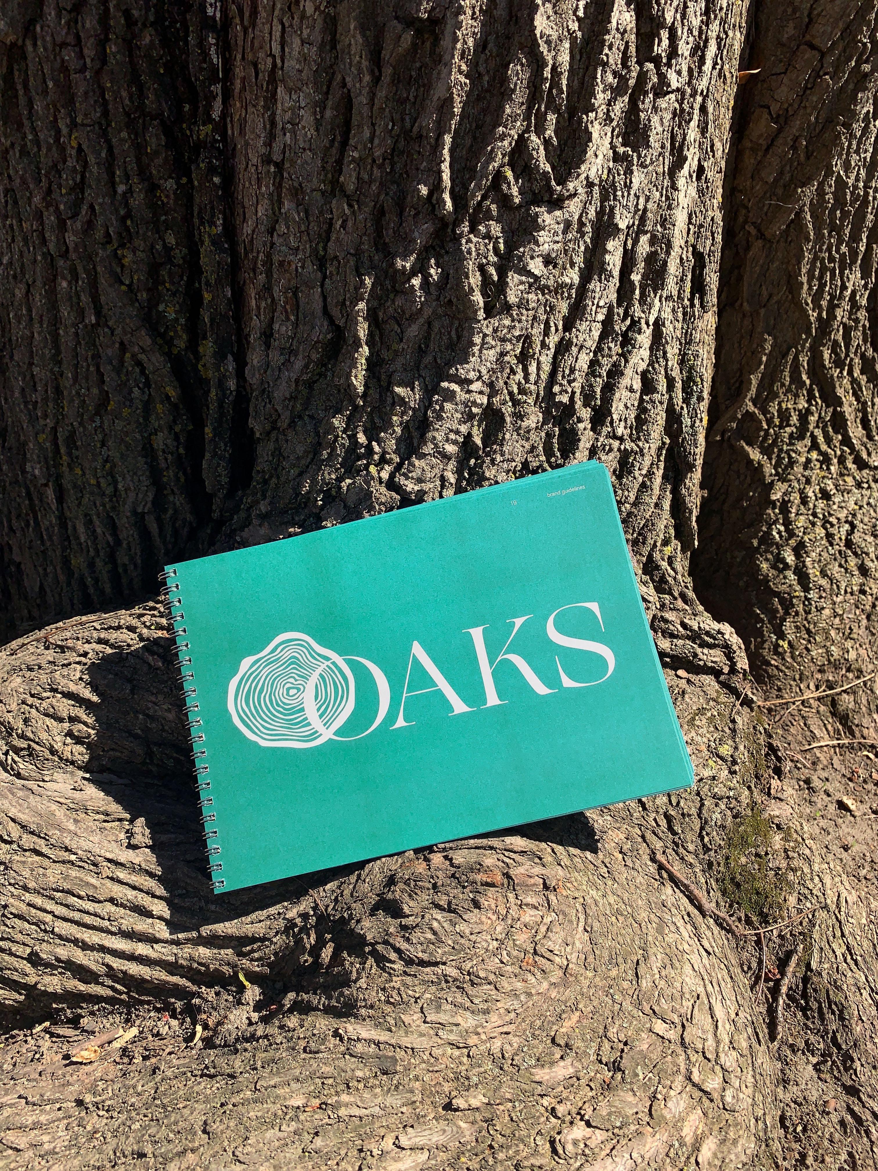 oak book logo