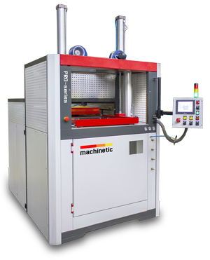 MACHINETIC: vacuum forming machine PRO series