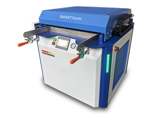 MACHINETIC: vacuum forming machine SMART form series