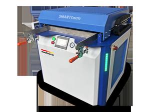 MACHINETIC: vacuum forming machine SMART form series