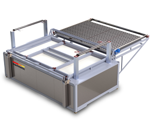 MACHINETIC: vacuum forming machine SMP series