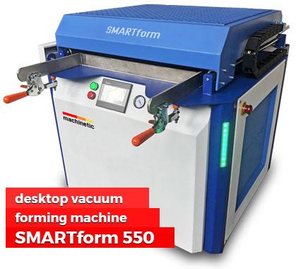Настольный вакуум формовочный станок SMARTform 550
