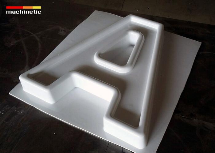 Оборудование для изготовления букв