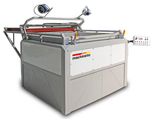 MACHINETIC: vacuum forming machine SMP series