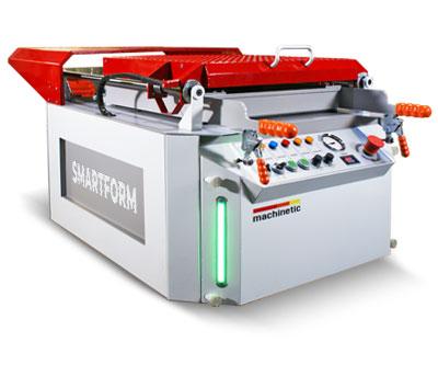 Desktop vacuum forming machine SMARTFORM 450