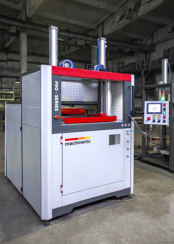 Промышленная вакуум формовочная машина PRO серия