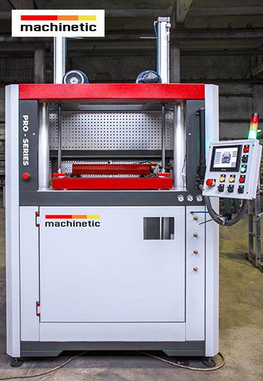 Промышленная вакуум формовочная машина PRO