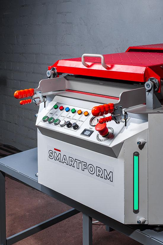 Настольная вакуум формовочная машина SMARTFORM 450