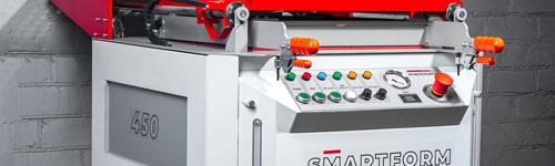 desktop thermoforming machine SMARTFORM 450