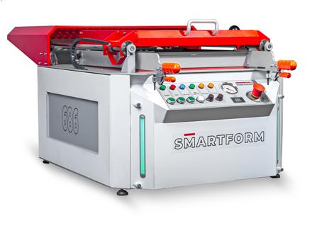 Настольный вакуум формовочный станок SMARTFORM 686