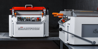 SMARTFORM 450 - review desktop vacuum thermoforming machine