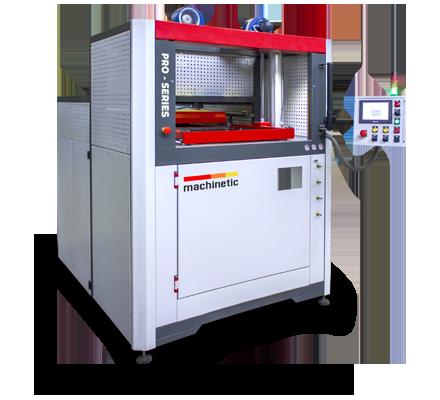 MACHINETIC: vacuum forming machine PRO series