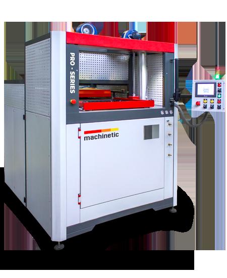 Vacuum thermoforming machine PRO