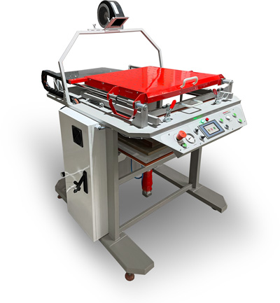 Manual vacuum thermofoming machine LITE series