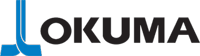 Logotipo da Okuma
