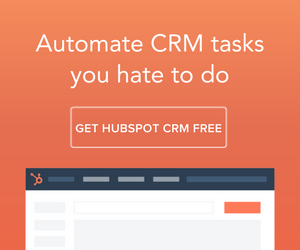 Automate your CRM tasks within Hubspot