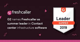FreshCaller G2 summer award