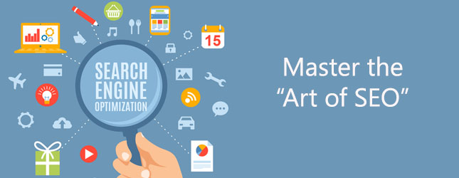 Search Engine Optimization - Master the art of SEO