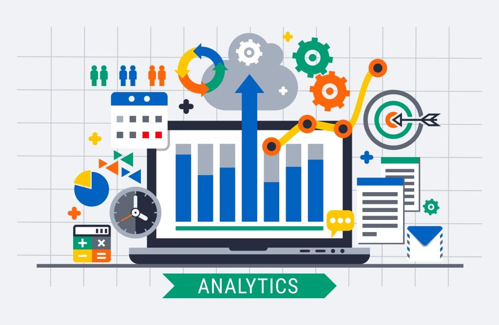 Start using analytics tools in your business to get more insights in your company KPI's.