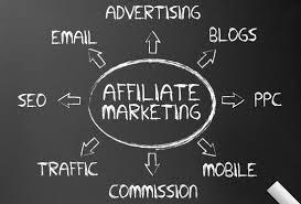 Affiliate marketing channels