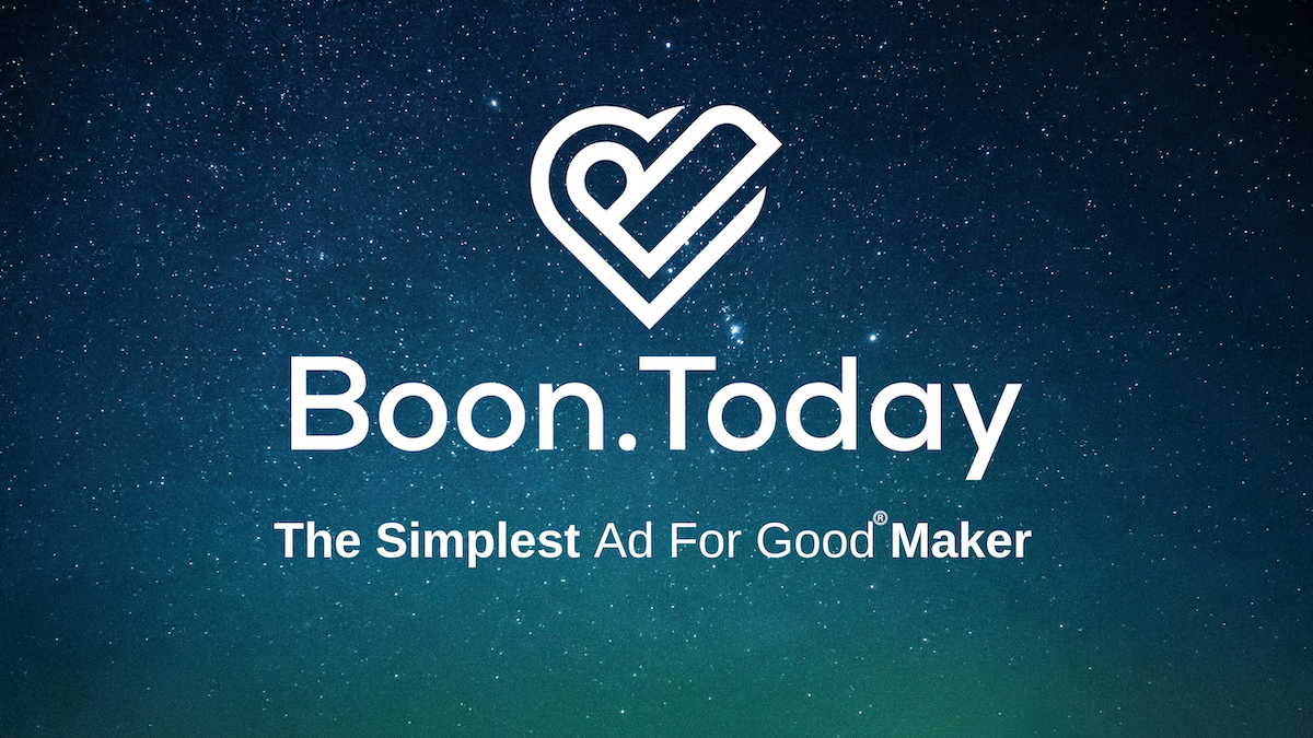Do good when spending a lot of money on ads
