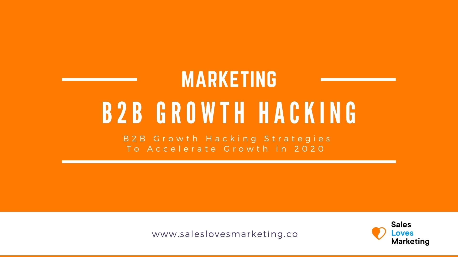 B2B growth Hacking strategies to acquire new customers