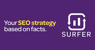 Setup a SEO strategy based on facts with SurferSEO