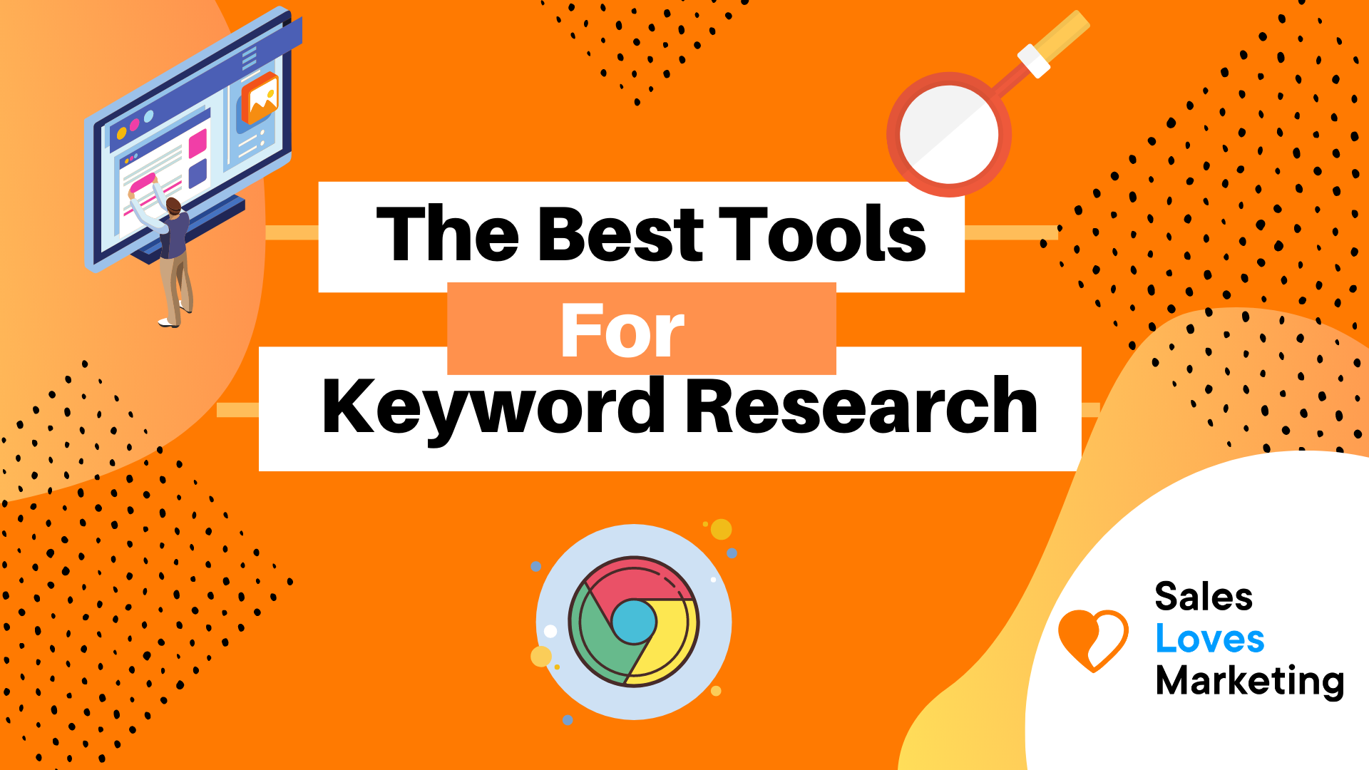 The best tools for keyword research to start ranking higher in google
