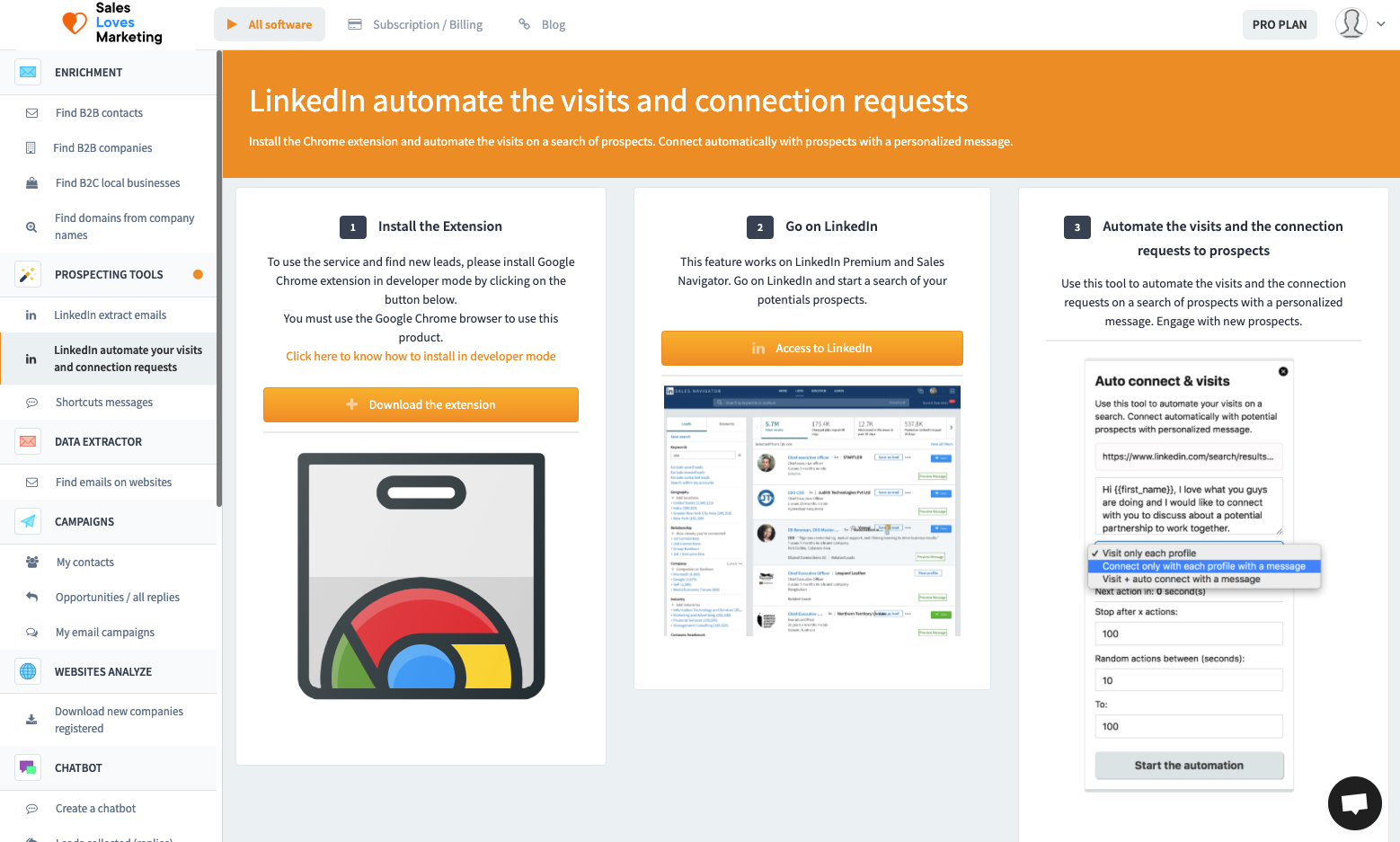 growth hack your linkedin profile with this linked automation tool