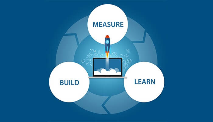 The 3 main principles of the lean startup methodology