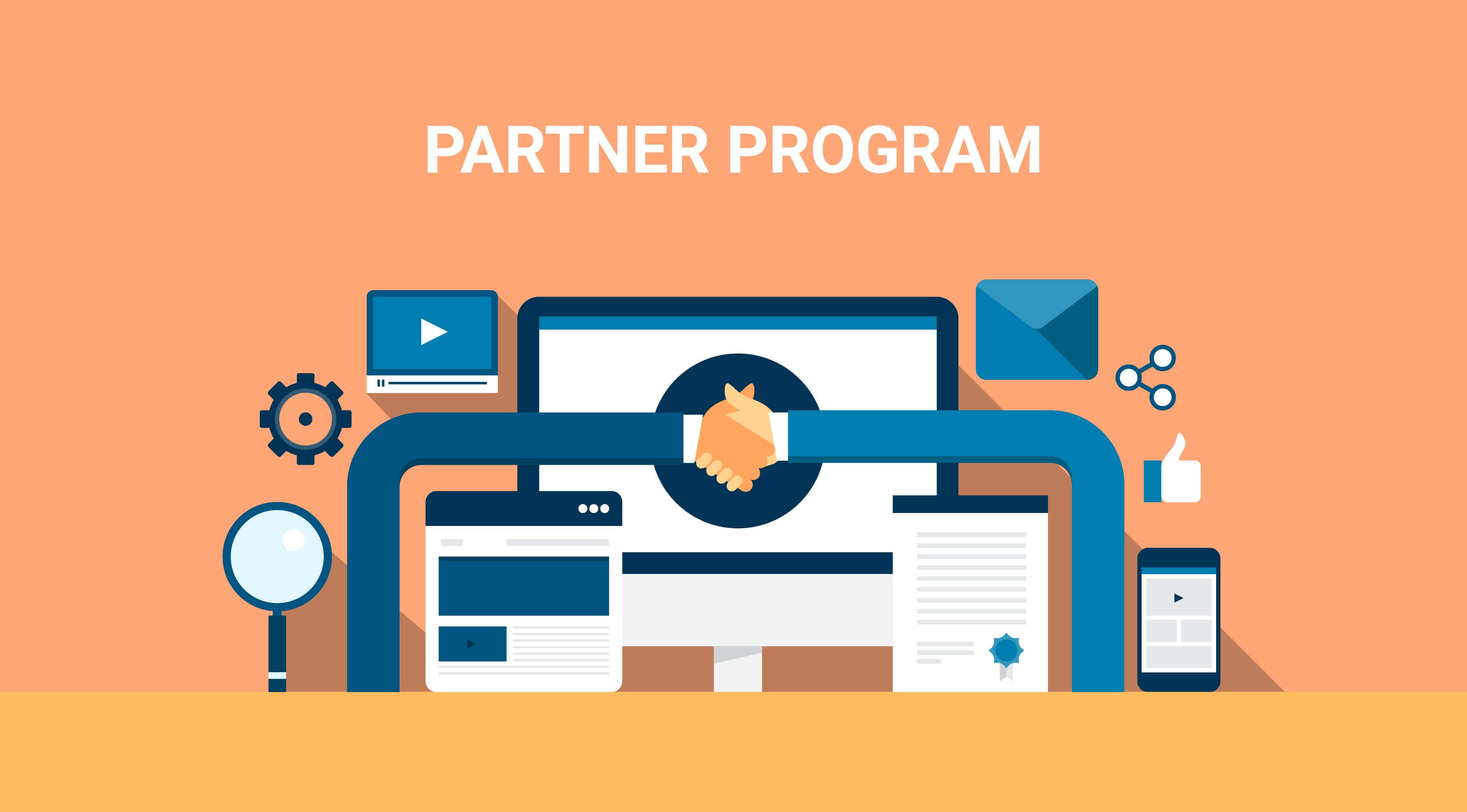Setup a partner program for your SAAS business to generate more revenue