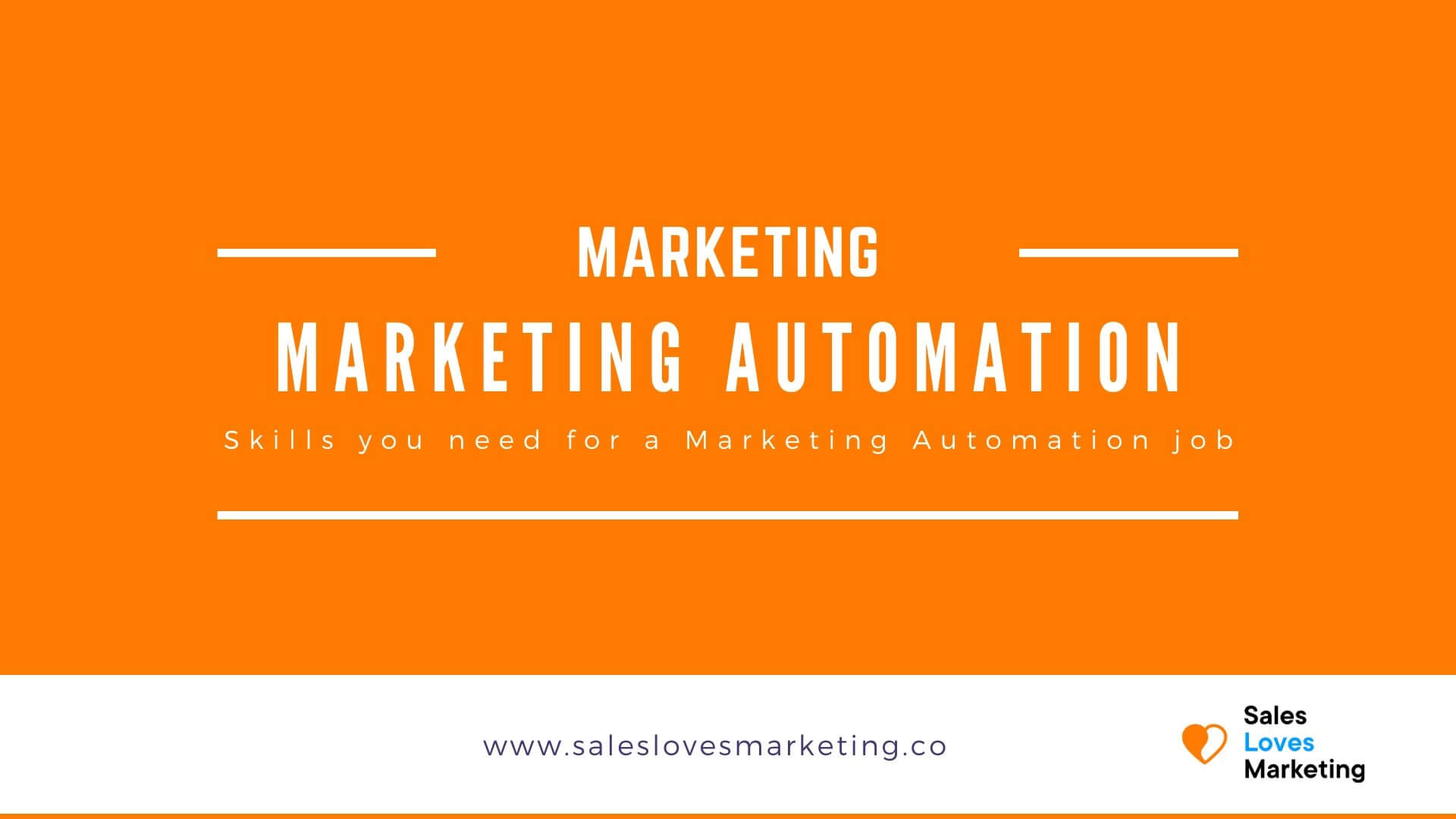 Get a job in marketing automation with these 9 skills