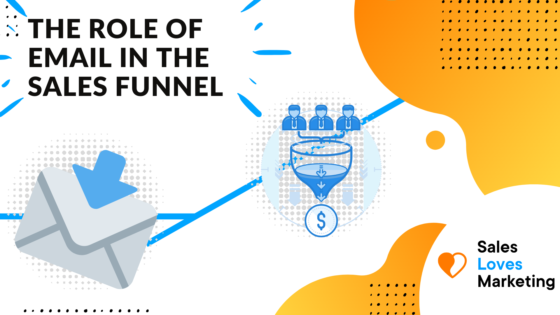 Which role plays email in the sales funnel, read about it now