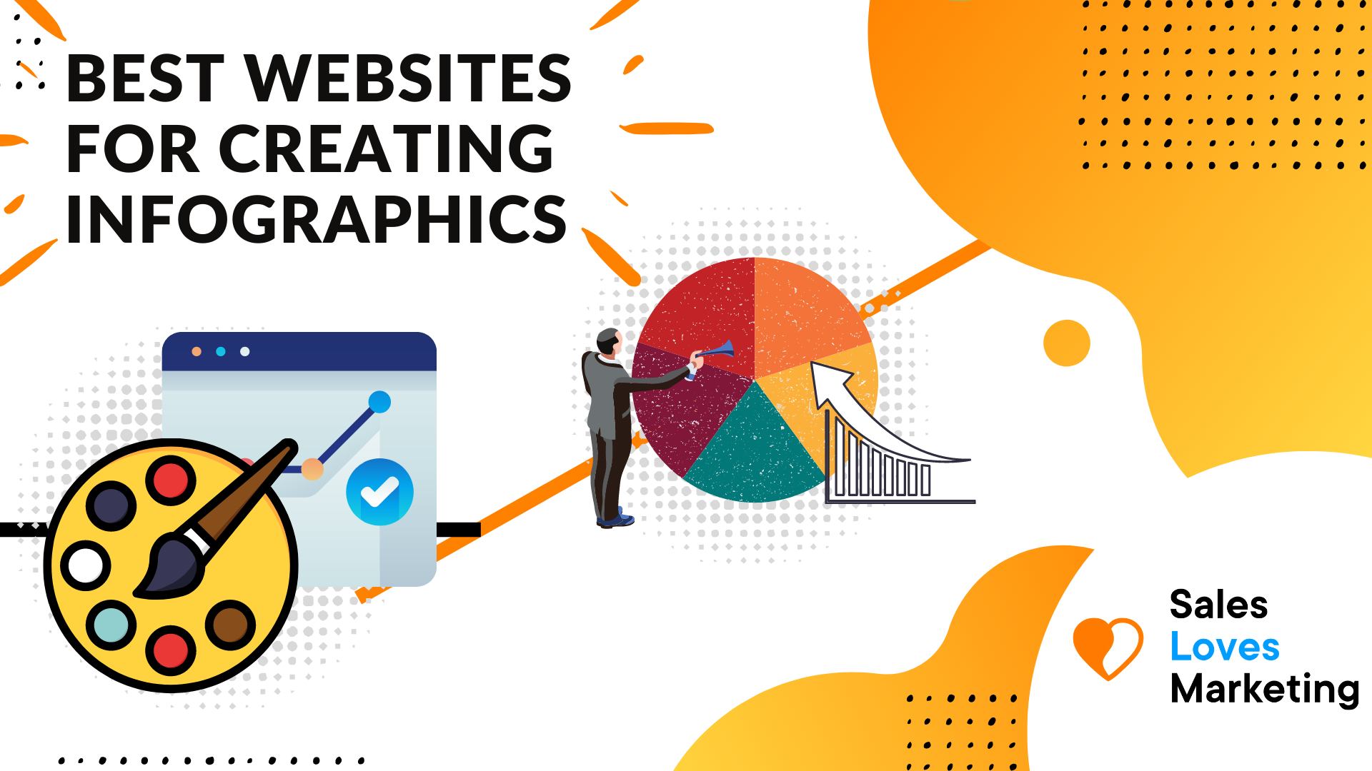 What are the best websites to create infographics