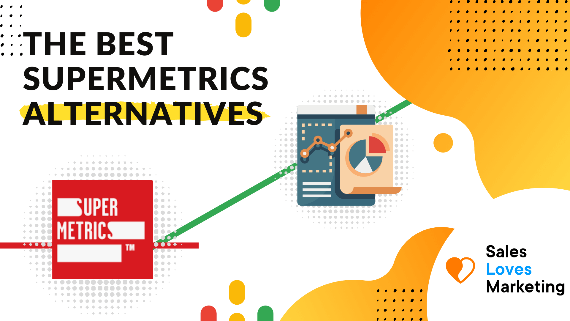 Supermetrics alternatives and competitors