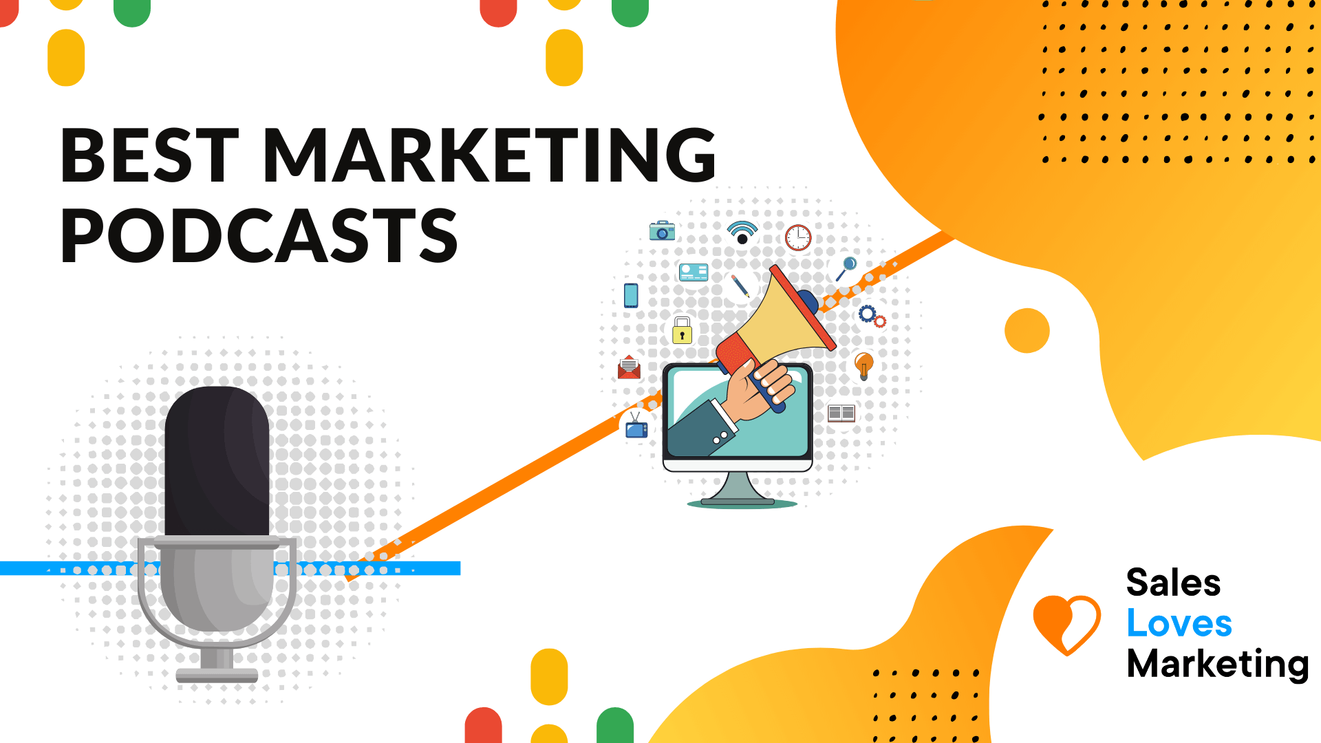 best marketing podcasts for marketing professionals