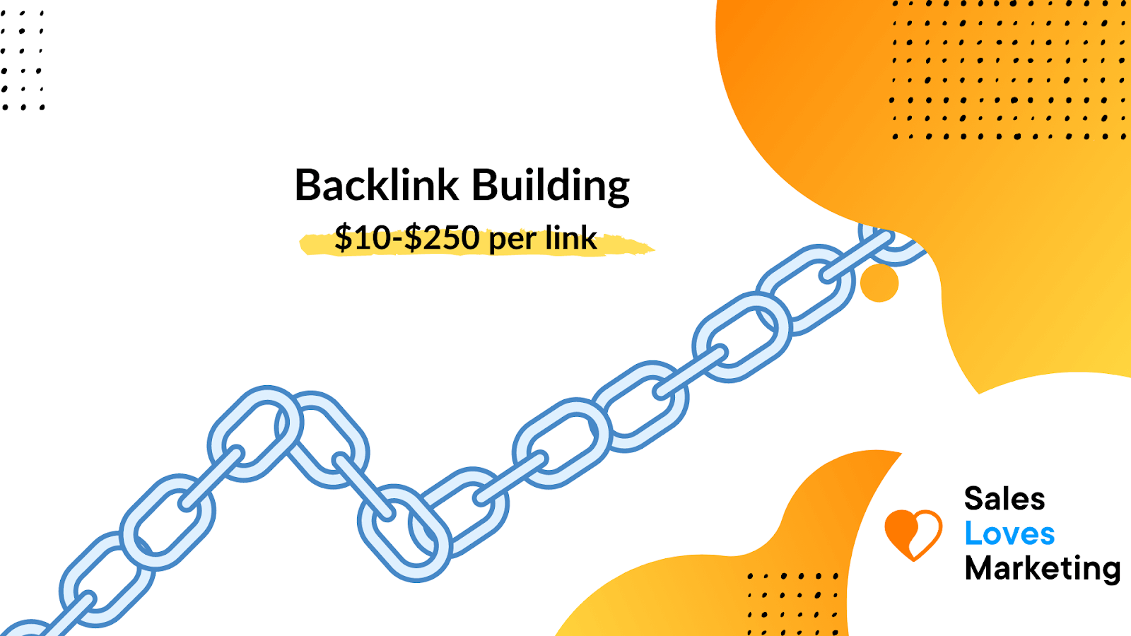 cost of backlink building on average per link when you buy them