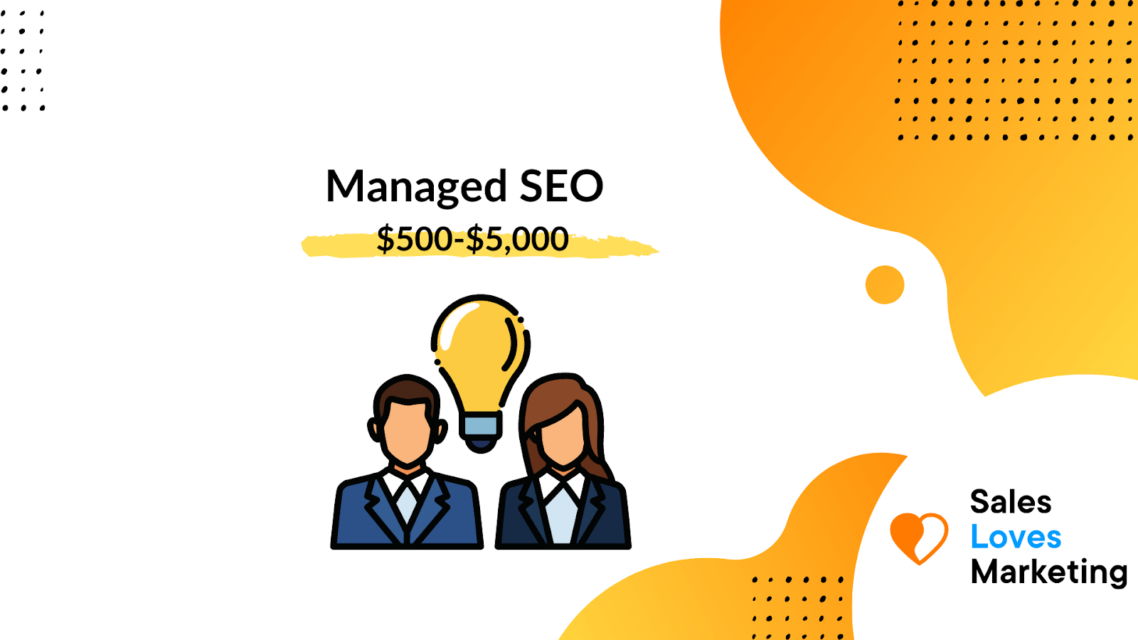 How much does it cost o have your SEO managed by someone else.