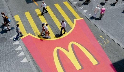 effective way of grassroots marketing, a type of guerilla marketing