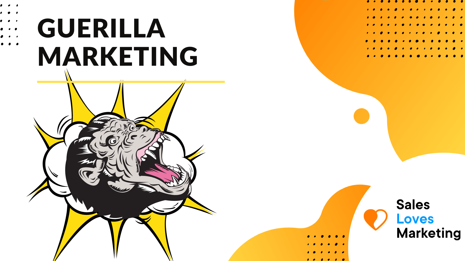 Learn more about; what is guerilla marketing and what are the different types.