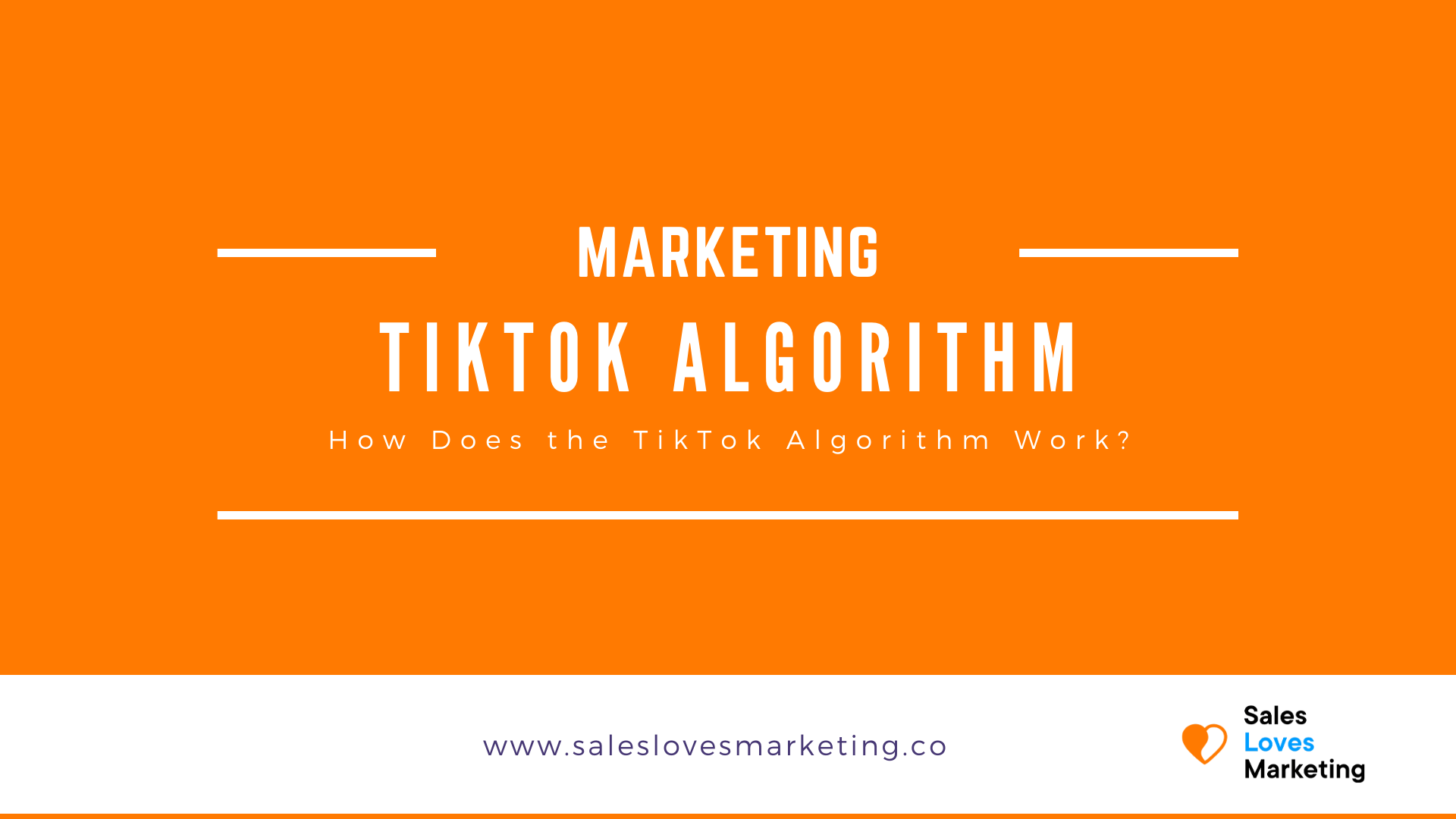 Get to know how the tiktok algorithm works and start growing your presence