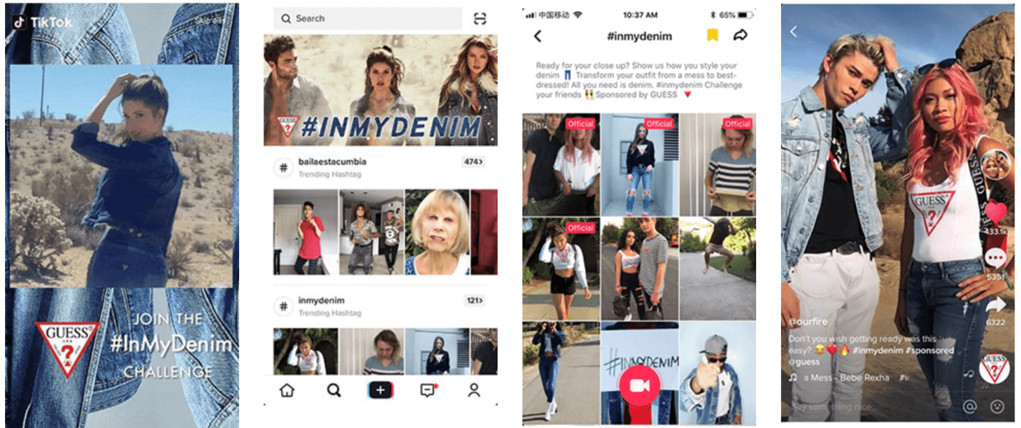 How you can use tik tok as an advertiser and get exposure using hashtags