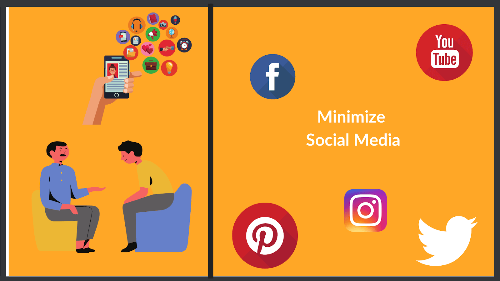 Minimize social media to stay productive while working from home