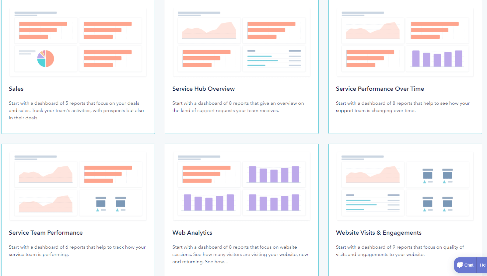 See the different use cases for Hubspot