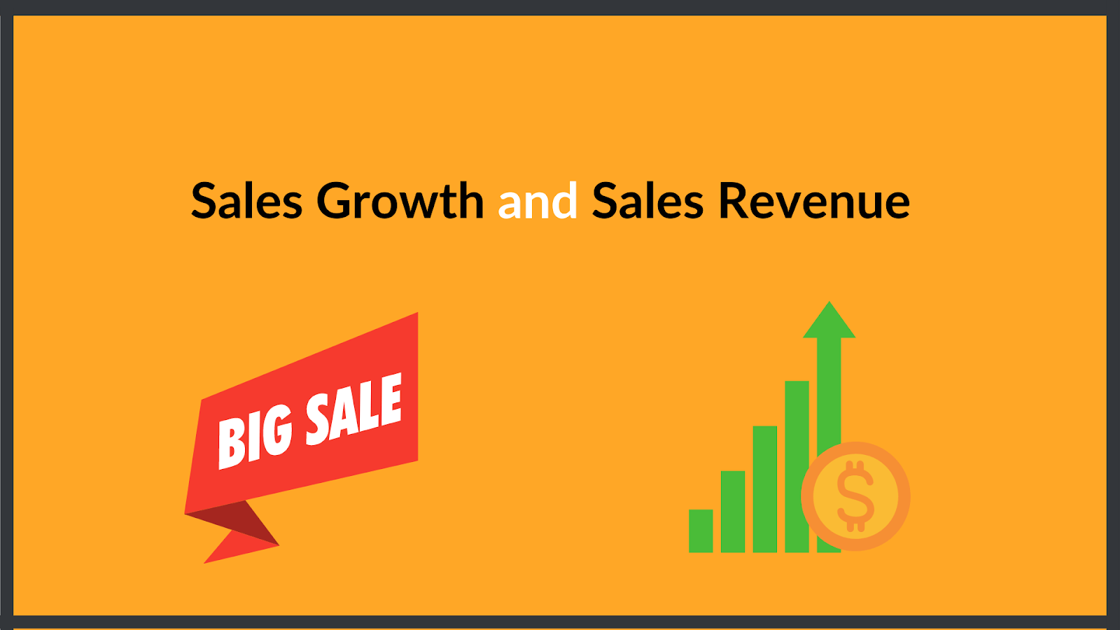 How to drive sales growth and sales revenue