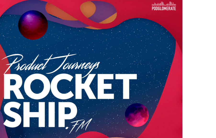 Rocketship podcast, great for growth marketers
